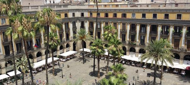 Barcelona Plaça Reial