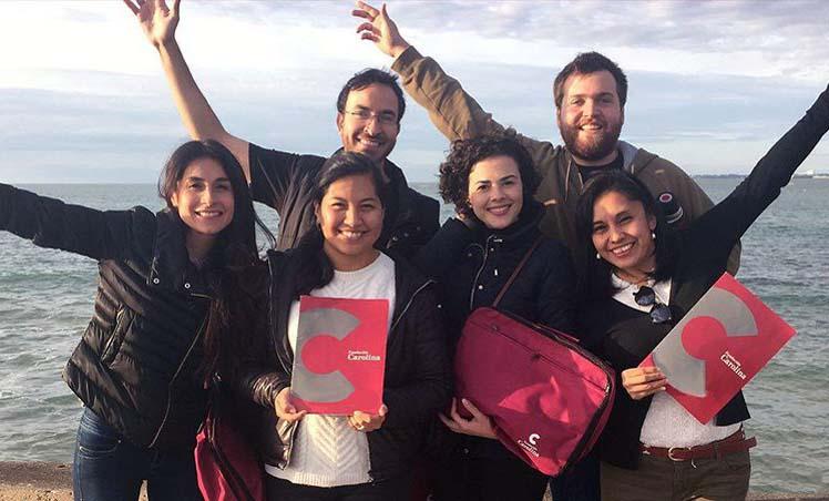 Becas para estudiantes iberoamericanos Fundación Carolina