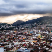 Old town of Quito - Simon Matzinger