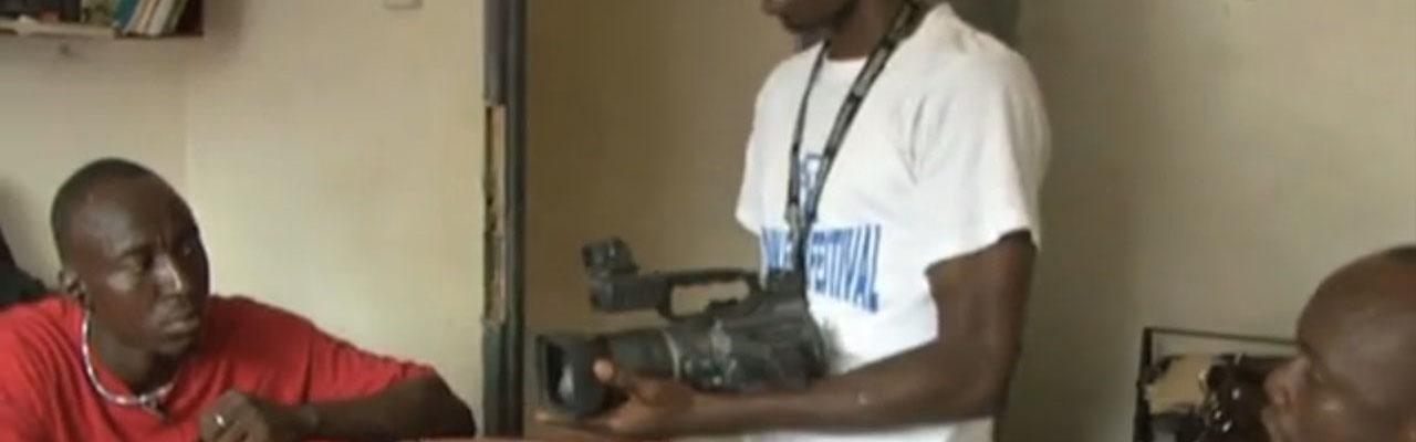 Shooting Freetown
